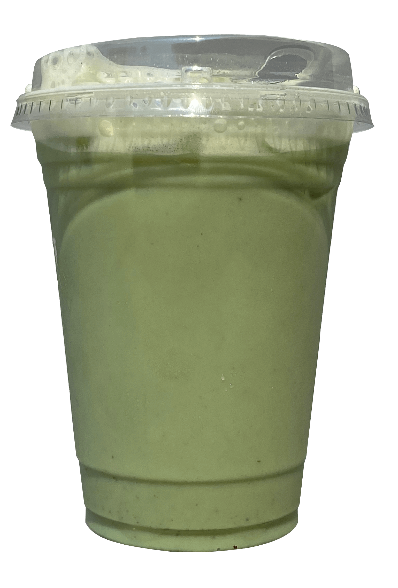 The Iced Matcha Latte
